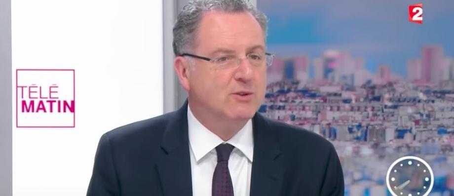 """Après les révélations du Canard Enchaîné, le porte-parole du gouvernement affirme qu'""""il y a un débat Ferrand, il n'y a pas d'affaire Ferrand"""""""