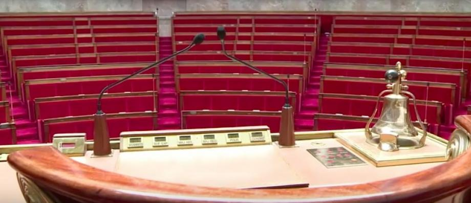 Sondage: La République en Marche! nettement en tête des intentions de votes au 1er tour des élections législatives