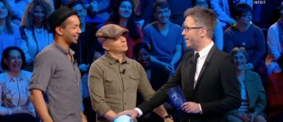 """Morandini Zap: Rachid Badouri et Waly Dia déchaînés hier soir dans l'émission """"Guess My Age"""" sur C8 face à Jean-Luc Lemoine"""
