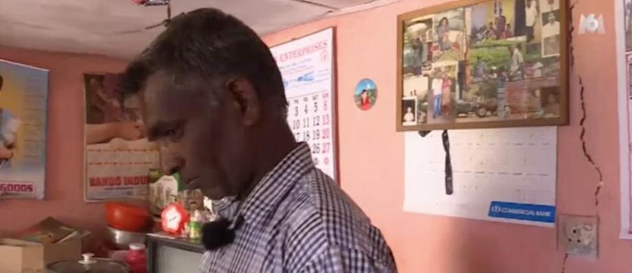 Morandini Zap : Au Sri-Lanka, celles et ceux qui récoltent le thé travaillent dans des conditions très dangereuses - Regardez