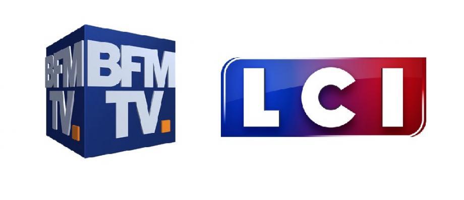 BFMTV et LCI mobilisés pour les cérémonies du 14 juillet à Paris et l'hommage aux victimes de l'attentat de Nice