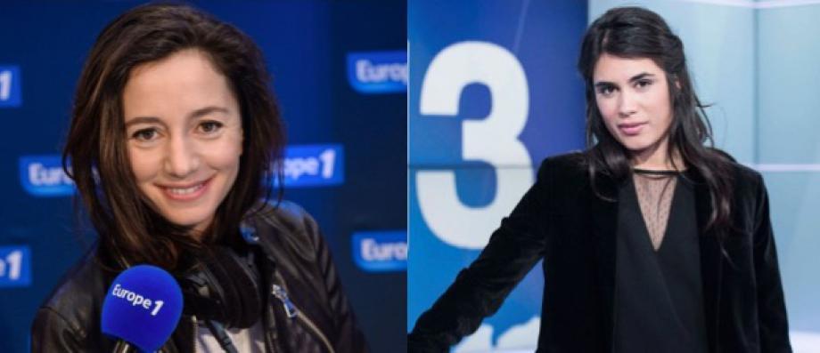 """Marion Ruggieri et Emilie Tran Nguyen rejoignent les équipes de """"C à vous"""" et """"C l'hebdo"""" sur France 5"""