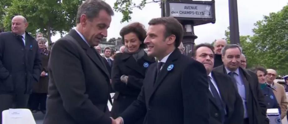 Dans le plus grand secret, Emmanuel et Brigitte Macron invitent à dîner à l'Élysée... Nicolas Sarkozy et Carla-Bruni Sarkozy !