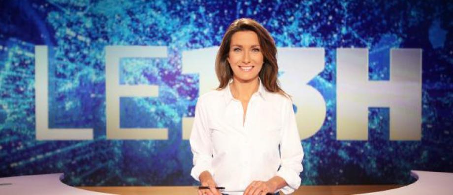Audiences 13h: Le JT de TF1 d'Anne-Claire Coudray à plus ...