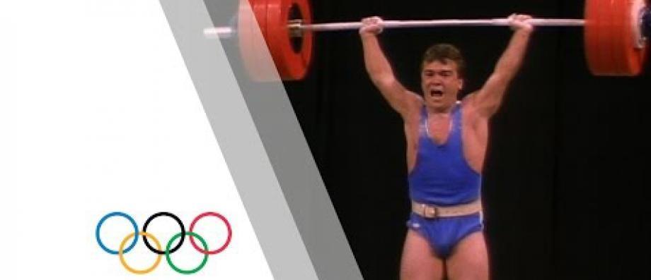 La légende turque de l'haltérophilie, le triple champion olympique Naim Süleymanoglu est mort à l'âge de 50 ans - Vidéo
