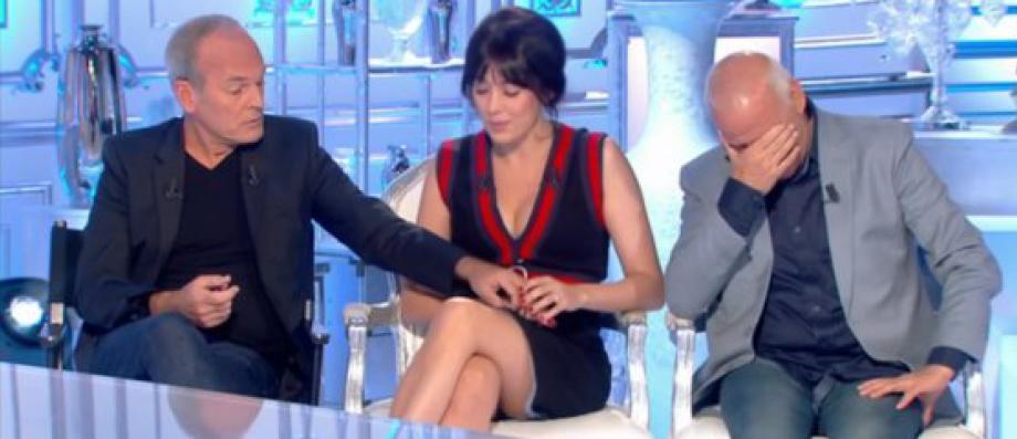 Nolwenn s'exprime pour la première fois depuis la polémique sur le geste de Laurent Baffie pendant l'émission de Thierry Ardisson