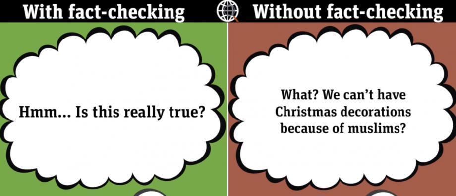 """Une plateforme de """"fact-checking"""" rassemblant plusieurs médias pour mieux lutter contre la désinformation"""