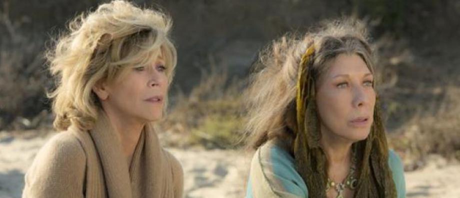 """La série américaine """"Grace & Frankie"""" renouvelée pour une cinquième saison par Netflix avec l'apparition d'un nouveau personnage"""