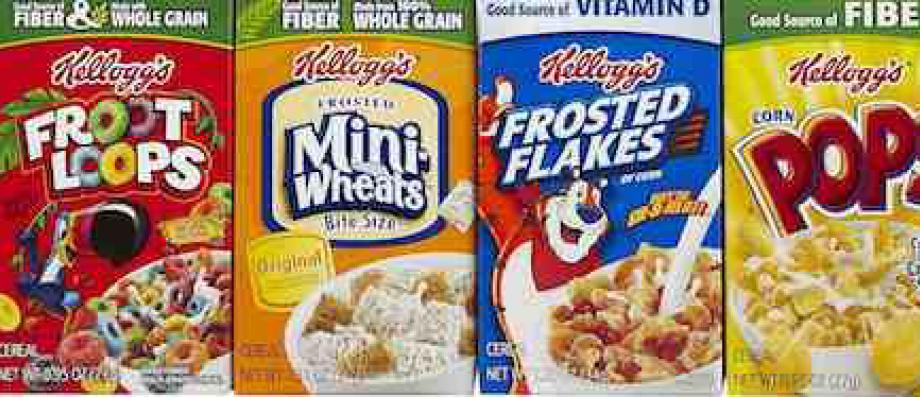 Morandini Zap: Faut-il interdire les dessins sur les emballages de céréales pour les enfants ? Regardez