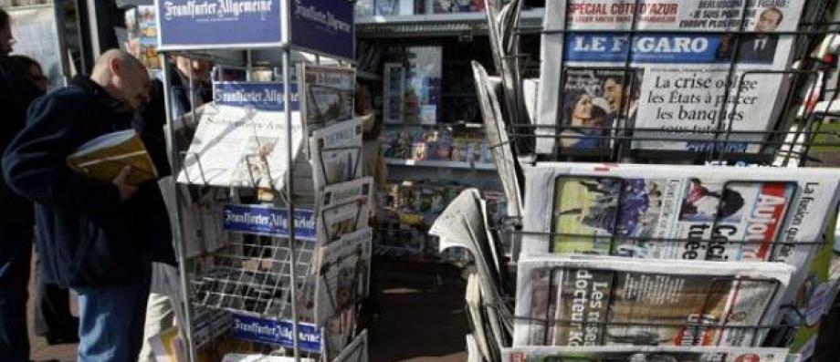 DERNIERE MINUTE: Les quotidiens nationaux ne paraîtront pas demain en raison d'un appel à la grève de la CGT