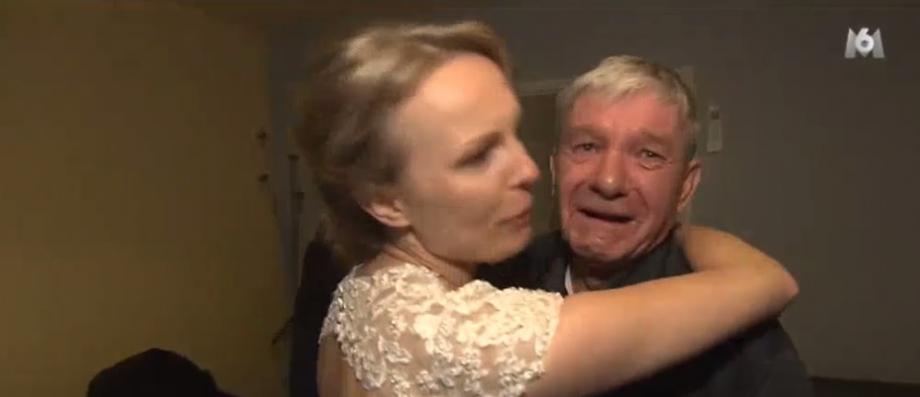 Morandini Zap - Un père fond en larmes en découvrant le mariage surprise de sa fille