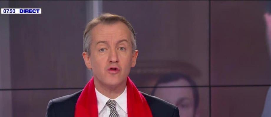 Le journaliste Christophe Barbier, qui a quitté l'Express en novembre dernier, va rejoindre Radio J, pour ... - Le Blog de Jean-Marc Morandini