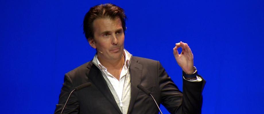 Yannick Bolloré vient d'être nommé président du conseil de surveillance de Vivendi, succédant à son père, Vincent Bolloré