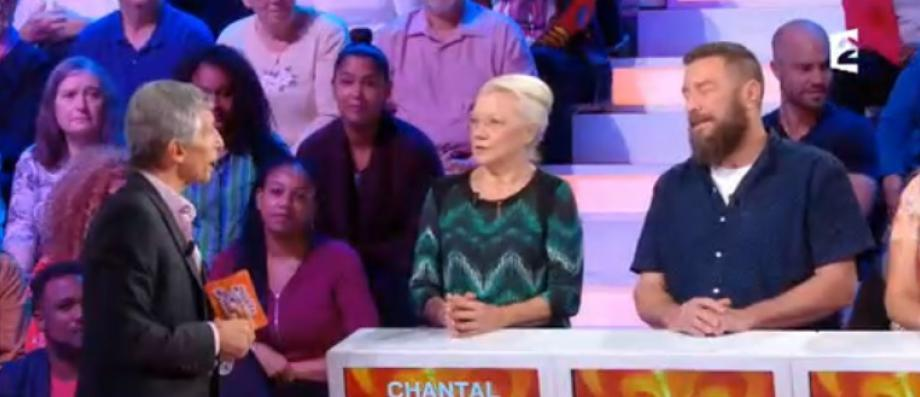 """Morandini Zap: Une question de Nagui déclenche un fou rire dans le public de """"Tout le monde veut prendre sa place"""""""
