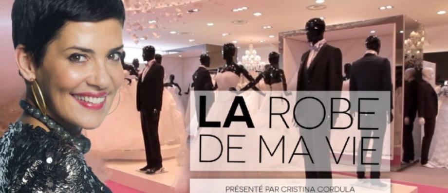 """Cristina Cordula présentera """"La robe de ma vie"""", une nouvelle émission quotidienne sur M6 à partir du lundi 12 juin à 16h20"""
