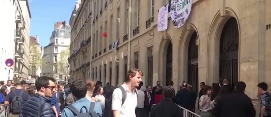 EN DIRECT - Tolbiac: La préfecture de police de Paris répond à ceux qui évoquent un étudiant dans le coma après l'intervention policière de ce matin