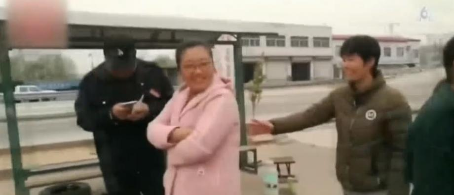 Buzz : Les chinois ont eu une idée très originale pour l'examen... du permis de conduire ! Regardez
