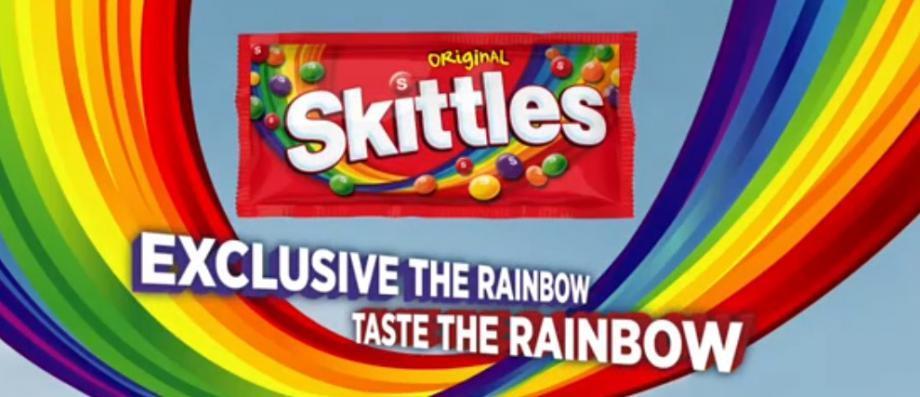 La marque de bonbons Skittles innove avec sa publicité pour le Super Bowl mais qui ne pourra être vue que par un seul téléspectateur!