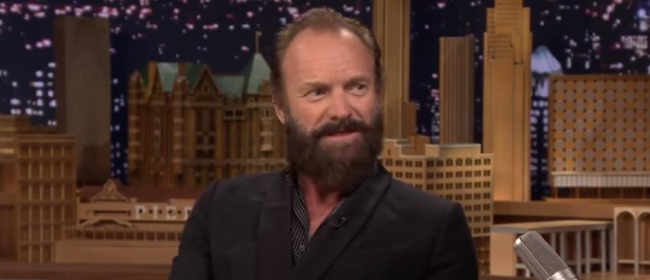 Le chanteur Sting fait un don de plus de 100 000 euros à une association qui aide les jeunes réfugiés en Suède
