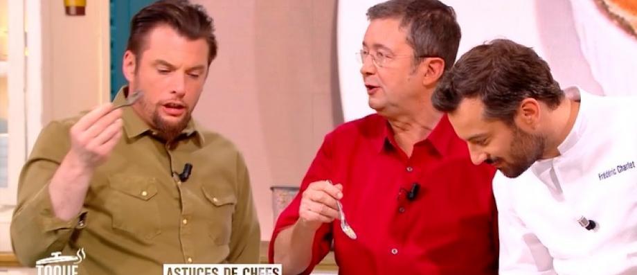 """AVANT-PREMIERE: Norbert Tarayre et Frédéric Bouraly chanteront """"Le lion est mort ce soir"""" demain midi dans """"Toque Show"""" sur M6 - Regardez"""