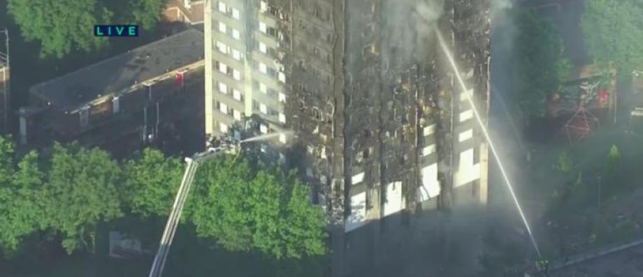 L'incendie de la Tour Grenfell à Londres est du à un frigo défectueux, annonce Scotland Yard