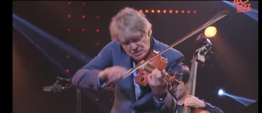 DERNIERE MINUTE - Le violoniste de jazz Didier Lockwood est mort brutalement ce dimanche à l'âge de 62 ans.