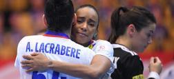 Audiences Avant 20h: Les handballeuses françaises ont été battues par la Norvège 22 à 20, en direct sur TF1 devant 3,7 millions de téléspectateurs