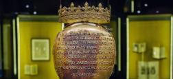 Le reliquaire du cœur d'Anne de Bretagne a été retrouvé à Saint-Nazaire et deux hommes ont été mis en examen et écroués