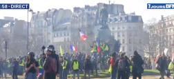 Audiences : Quel score pour les chaînes infos pour l'acte 14 samedi des Gilets Jaunes et la couverture non-stop des manifestations ?