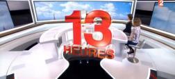 Audiences 13h: Plus de 8 millions de téléspectateurs pour le journal de la mi-journée sur TF1 contre 3 millions pour celui de France 2