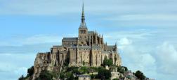 """EN DIRECT - Mont Saint-Michel: """"Le site est réouvert au public, il n'y a plus de risque"""" annonce le Préfet de la Manche - L'individu est toujours recherché par les forces de l'ordre"""
