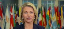 Donald Trump a  annoncé la nomination de Heather Nauert, ancienne journaliste de Fox News, comme ambassadrice des Etats-Unis à l'ONU