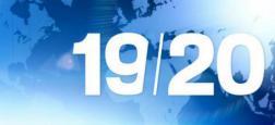 """Audiences Avant 20h: Pour la première fois, égalité quasi parfaite entre la série de TF1, le jeu de France 2 et le """"19/20"""" de France 3"""