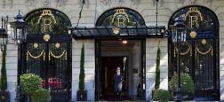 Record mondial: La vente aux enchères du mobilier de l'hôtel Ritz à Paris a atteint la somme de 7,3 millions d'euros