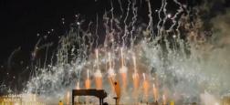 """Audiences Prime: """"La grande soirée à Versailles"""" de France 2 domine largement face à TF1 - Patrick Sébastien à plus de 1,5 million sur C8 et devant M6 - Deux chaînes de la TNT à moins de 100.000"""