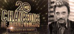 W9 va consacrer une soirée aux vingt chansons de Johnny Hallyday préférées des Français le mardi 16 octobre à 21h00