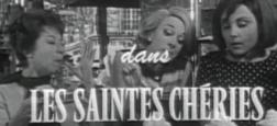 """Nicole de Buron, célèbre dans les années 1960 pour avoir écrit le feuilleton télévisé """"Les Saintes Chéries"""", est décédée à l'âge de 90 ans"""