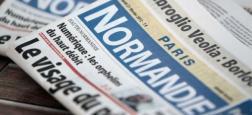 Presse quotidienne régionale : Trois offres de reprises on été déposées pour le quotidien local en difficulté Paris Normandie (240 salariés)