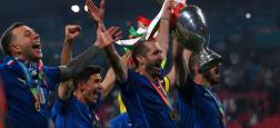 Audiences Prime: Près de 12 millions de téléspectateurs ont assisté hier soir à la finale de l'Euro en direct sur M6 et à la victoire de l'Italie aux tirs au but