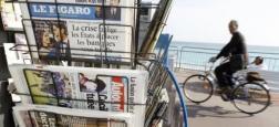 Vente des quotidiens en France en 2020 : Le Monde, Libération, Les Echos en hausse mais Aujourd'hui en France et L'Equipe en forte baisse