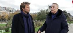 Audience Acces: L'interview exclusive de Bernard Tapie permet à Laurent Delahousse de battre son record d'audience à 19h