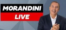 A 11h05 Morandini Live sur CNews - Hallyday: que va-t-il se passer - Pourquoi TF1 ne veut plus de Boccolini? - Macron toujours pas sur France télé - Les nouveaux dictâtes de la beauté