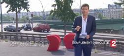 Thomas Sotto va présenter ce soir sur France 2 la première émission en direct de l'Elysée depuis l'élection d'Emmanuel Macron