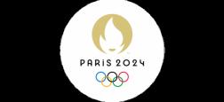 Les organisateurs des Jeux olympiques et paralympiques de Paris-2024 ont présenté le logo définitif en rupture totale avec le précédent