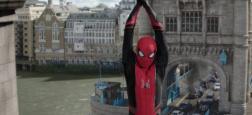 """""""Spider-Man: Far from Home"""" a passé un second week-end au sommet du box-office nord-américain, devançant largement """"Toy Story 4"""""""