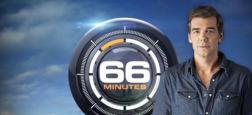 """Audiences Avant 20h: Plus de 4,2 millions pour Sept à Huit sur TF1 hier soir mais le """"66 minutes"""" d'M6 est en forme avec 2,7 millions de téléspectateurs"""