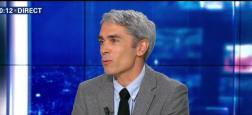 Le journaliste politique Damien Fleurot quitte BFM TV où il travaillait depuis 2005 pour rejoindre la rédaction de CNews
