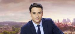 Audiences: Le 20h de Julien Arnaud sur TF1 légèrement battu hier soir par celui de Julian Bugier sur France 2