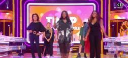 """Audiences 20h: Quel score pour la première de  la nouvelle émission """"TPMP : Elles refont la télé"""" présentée par Hapsatou Sy sur C8 ?"""