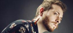 """Le chanteur Nicola Cavallaro, qui a été finaliste de """"The Voice"""" sur TF1 en 2017, vient de sortir son premier album solo, """"Monster"""""""